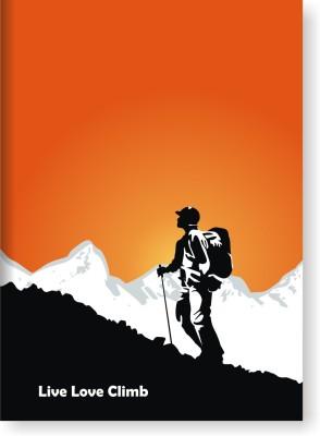 Chipka Ke Bol A5 Notebook
