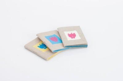 Haati Chaap Pocket-size Notebook