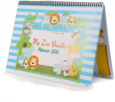 Baby Oodles A3 Desk Planner