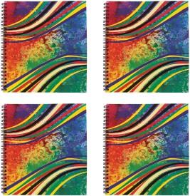 PapyrusBolsys Wibes Regular Notebook Spiral Bound