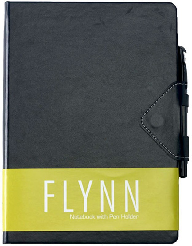 Anupam B5 Journal(Flynn - 2014, Black)