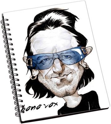 ROCKMANTRA A5 Notebook