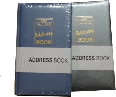 India Today Assorted Address Book