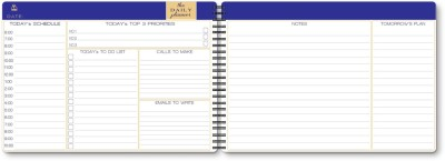 Nourish A5 Planner/Organizer