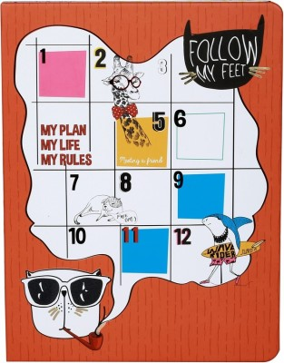 Doodle B5 Planner/Organizer