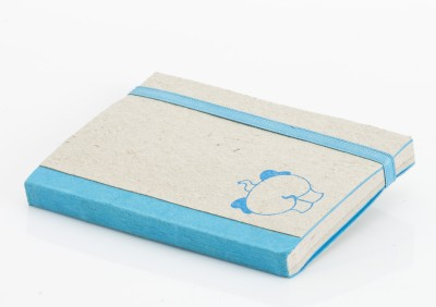 Haati Chaap Book-size Notebook