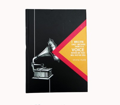 Kavi The Poetry Art project A5 Note Pad