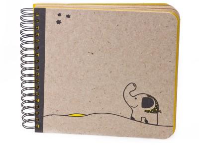 Haati Chaap Book-size Diary