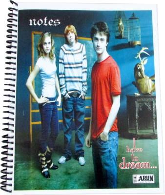 Gathbandhan A4 Notebook