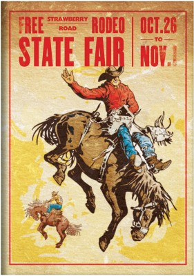 Letts Retro - State Fair A5 Notebook