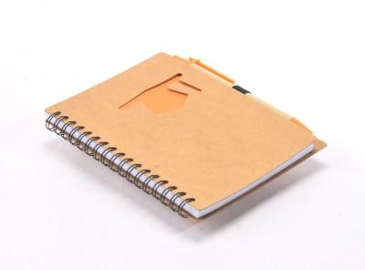 Enwraps Book-size Note Pad