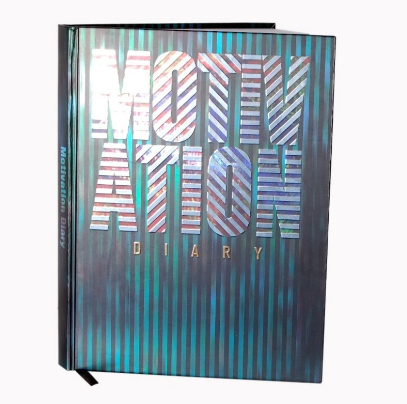 Aahum Sales B5 Cash Memo(Motivation Diary 2017 Executive Diary, Multicolor)