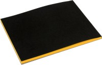 Rubberband B5 Note Pad(Yellow)