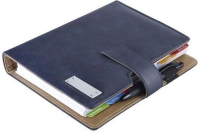 Stylo Junction A4 Organizer(Business Organiser, Blue)