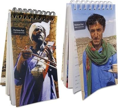 De Kulture Works Pocket-size Note Pad