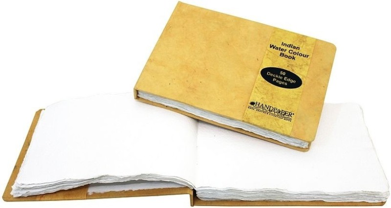 Luv Indiya Regular Journal(Handmade, Yellow)