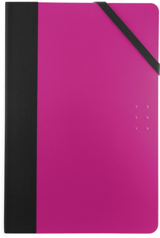 Milan A5 Diary(Paper Book, Pink)