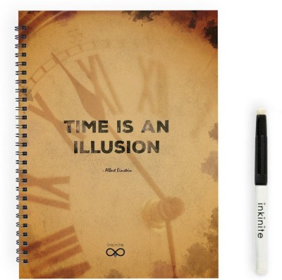 Inkinite B5 Notebook
