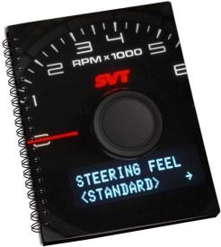 Lycans Sppedo Meter A5 Notebook Spiral Bound