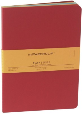 Mypaperclip A5 Notebook