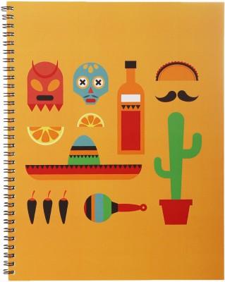 Citron Book-size Notebook