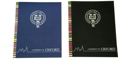 University of Oxford Regular Notebook