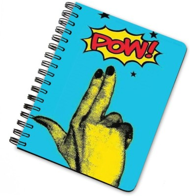 The Palaash A5 Notebook
