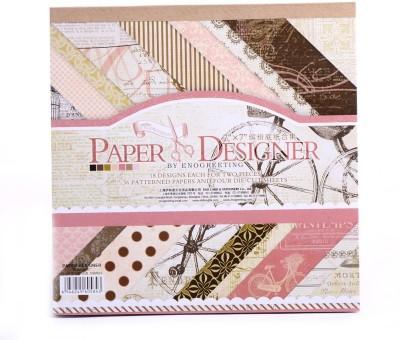 Enwraps A4 Gift Set(Romantic, Multi-color)