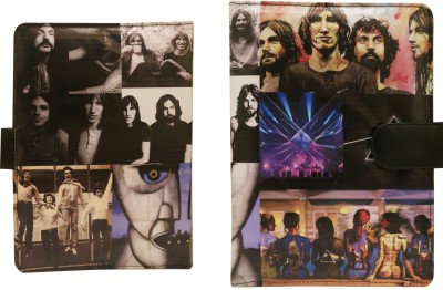 10 Am A5 Organizer(Pink Floyd Organiser, Multicolor)