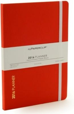 Mypaperclip Regular Diary