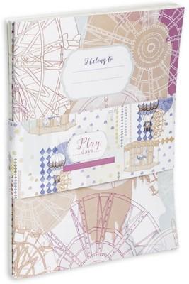 The Wishing Chair Regular Notebook
