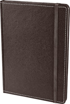 Ecoleatherette A5 Diary(Handcrafted, Chocolate)