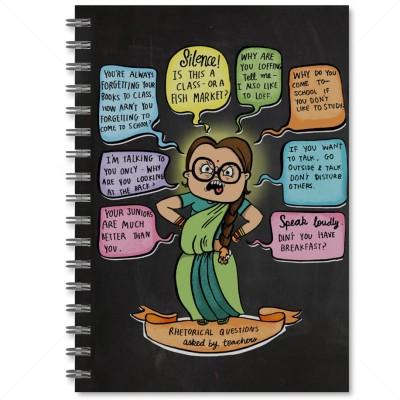 Alicia Souza A5 Diary