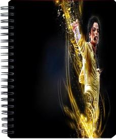 Shopmania Designer-NB-531 A5 Notebook Spiral Bound