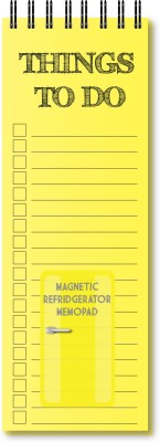 Nourish Regular Memo Pad
