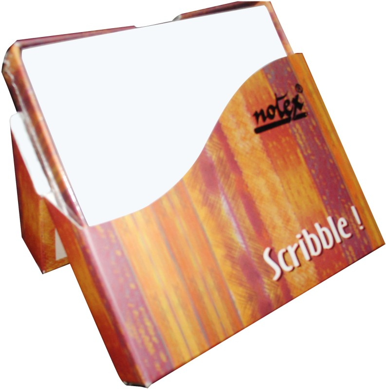 Notex Assorted Memo Pad(Scribble, Brown)