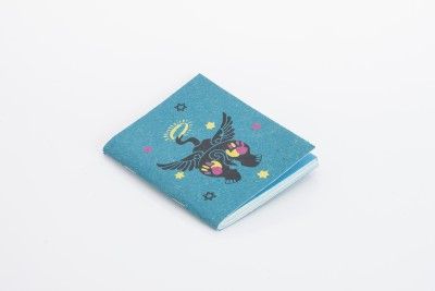 Haati Chaap Pocket-size Notebook