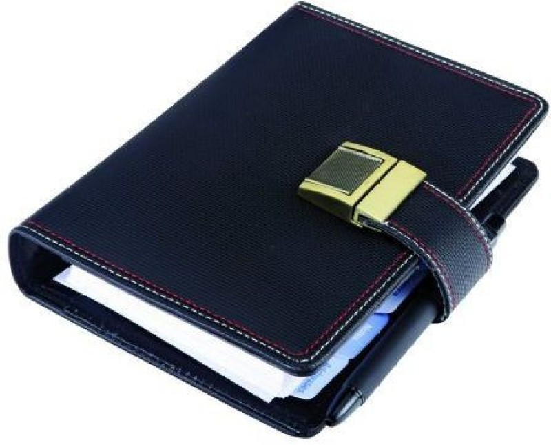 Stylo Junction A4 Organizer(Business Organiser, Black)