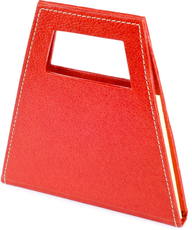 Ecoleatherette Assorted Journal(Kids Journal, Red)