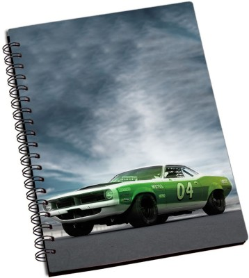 Lycans A5 Notebook