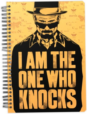 Mc Sid Razz A5 Notebook
