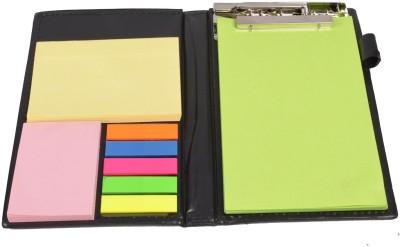 COI Memo Neon Notepad A5 Memo Pad Hard Bound