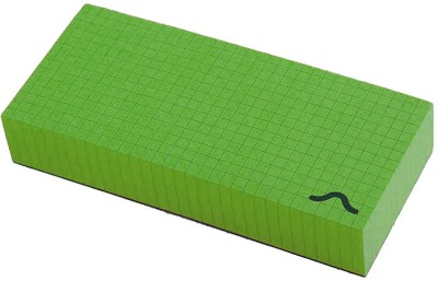 Rubberband Memo Block Memo Pad
