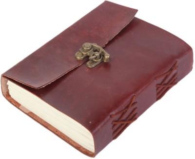 vintage art and crafts Pocket-size Journal