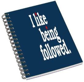 Shopmania Designer-NB-262 A5 Notebook Spiral Bound