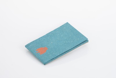 Haati Chaap Pocket-size Note Pad