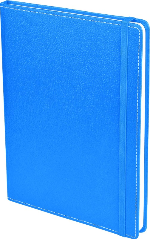 Ecoleatherette B5 Diary(Handcrafted, Turquoise)