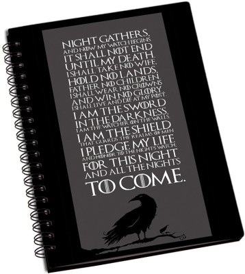 Lycans A5 Notebook