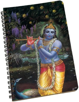 meSleep A5 Notebook(Krishna NBA5-01-210, Multicolor)