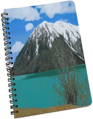 meSleep A5 Notebook